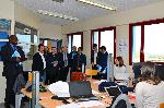 Visite du Workshop de l'IUT